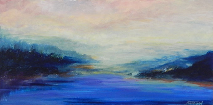 So Far Way by Donna Fayad