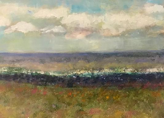 HM: Winter Landscape by Carolyn Kiefer