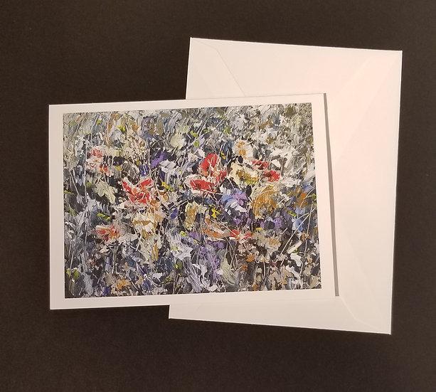 Gestalt Field 23 Card by David O'Toole