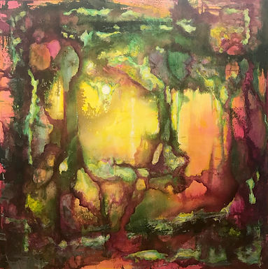Secret Garden by Virginia Cook - Honorable Mention