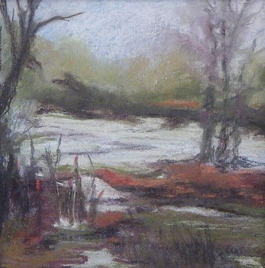 Woodland by Gail Eckberg