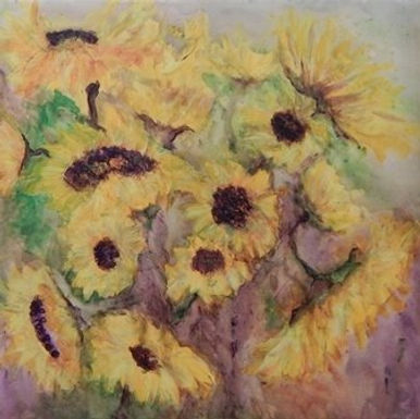 Keep on the Sunny Side by Virginia Cook