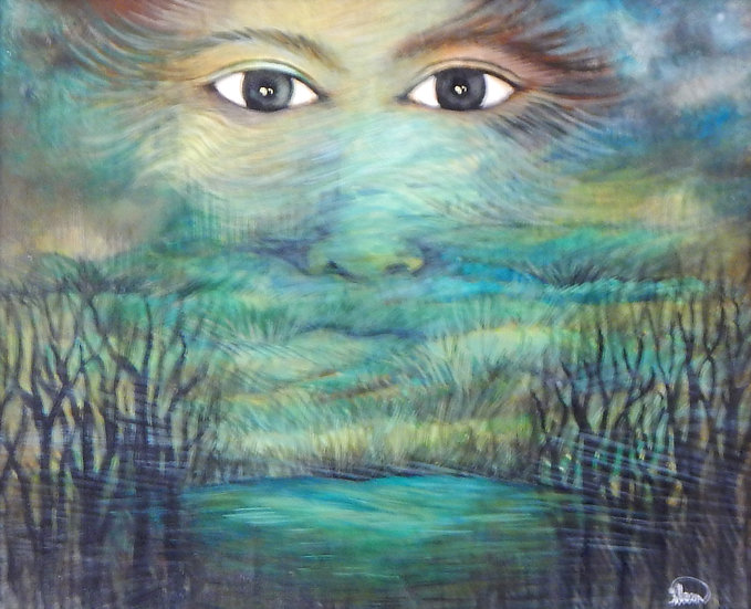 I Scape by Eileen Bailey