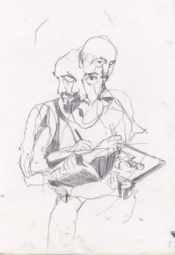 Gustavo by Celia Feldberg