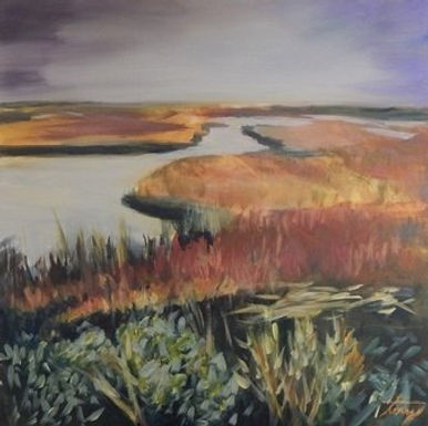 Shining Sea Bog by Terry Kessel Myers Coney