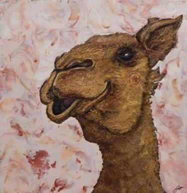 Camel by Jacki O'Rourke