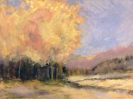 Flint's Pasture by Frank Bennett