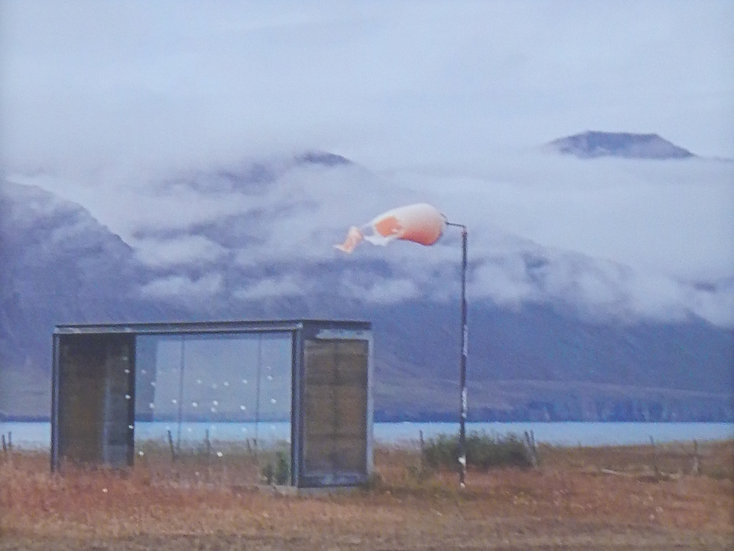 Hrisey, Iceland by Ginny McDermott