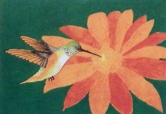 Hummingbird by Michael Ferriter