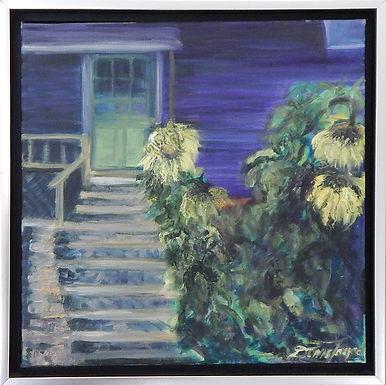Randi Sunflowers by Donna Fayad