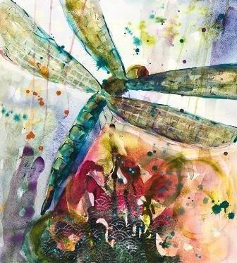 Garden Queen by Jodie Apeseche - Giclee