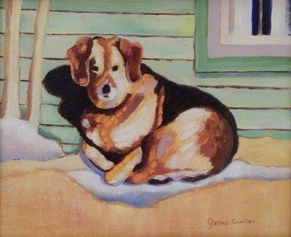 Buddy by Gloria Carter