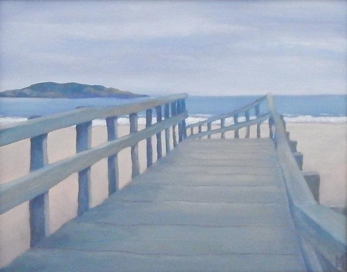 Gloucester Blues by Sharon Marine