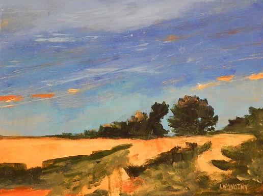 Wintery Woods by Deborah Perugi