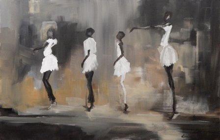 Elegance in Movement by Elizabeth Ricketson