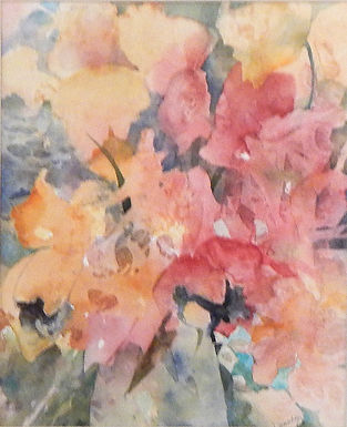 Lily Explosion by Karen Nunley