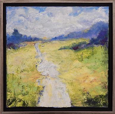 Rugged Path by Donna Fayad