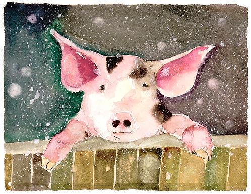 Winter Wonderland by Jodie Apeseche
