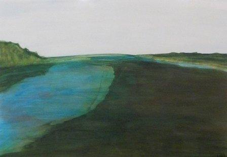 Inlet by Julia Berkley