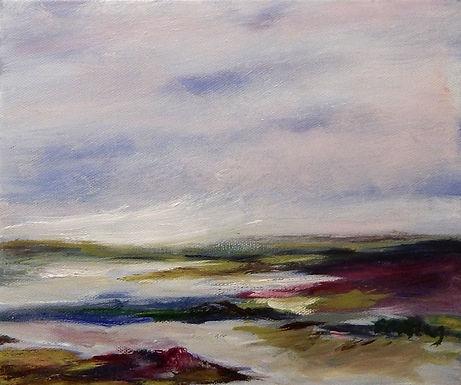Across the Bay by Gail Eckberg