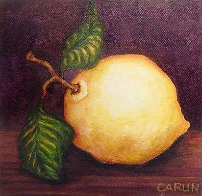 Lemon by Sue Carlin