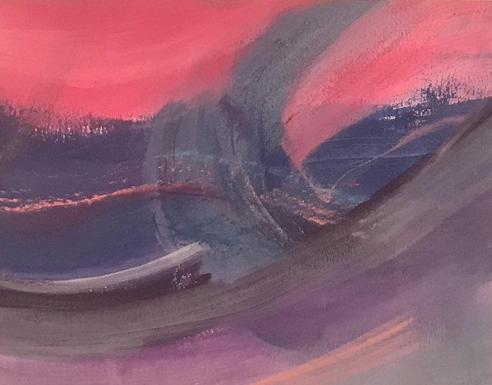 Whirling Seas by Joan Rudin Deutsch