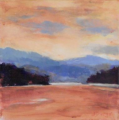 Lake West by Jan Durgin