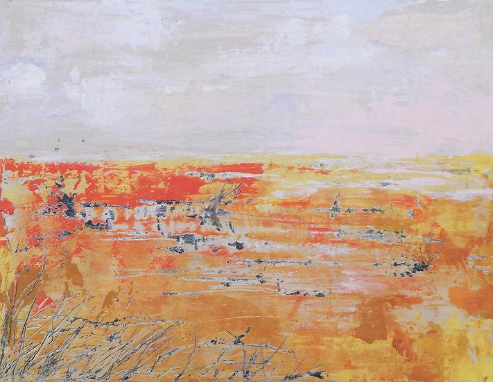 Autumn Days by Cindy Stewart