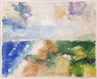 Dune View by Randi Isaacson