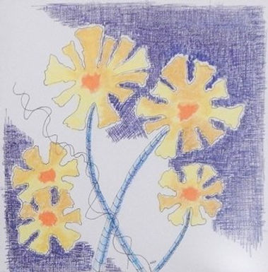 Pinwheels by Maryann Amodeo