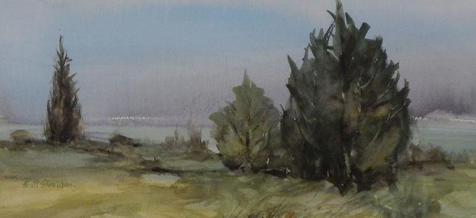 Cape Marsh by Susan Pratt Sheridan