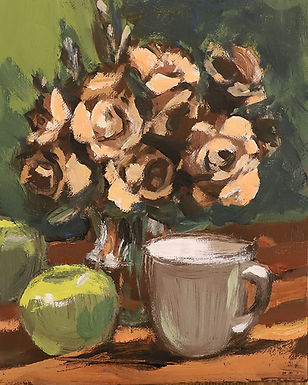 Floral #2  by Bob Collins