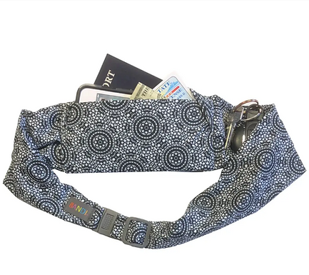Large pocket belt, Boho by BANDI wear
