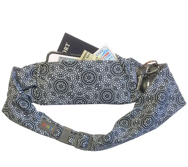 Large pocket belt, Boho by BANDI wear