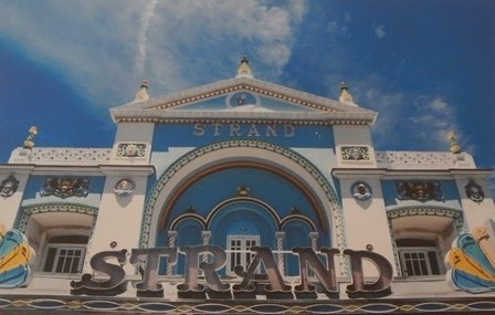 The Strand by Scott Britz-Cunningham