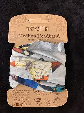 Karma Half Headband - Butterfly