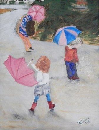 Rainy Day by Janet Davenport