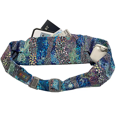 Large pocket belt, Rainforest by BANDI wear