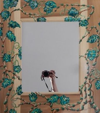Boston Ivy (Mirror) by Brian Blair