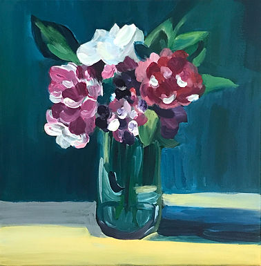 Floral Bouquet by Pam Malcuit