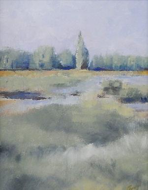 Duck Creek, Wellfleet by Deborah Perugi