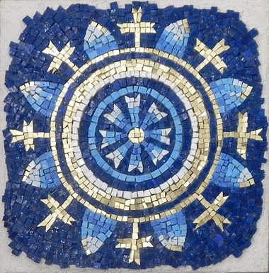 Star of Ravenna by Lynn Moor