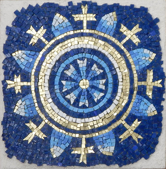 Star of Ravenna by Lynn Moor