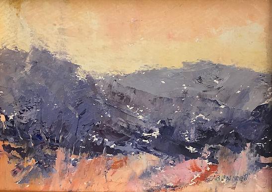 Mt. Monadnock, NH by Frank Bennett