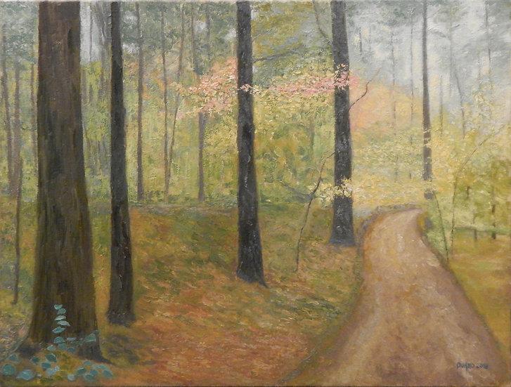 Callahan Trail by Diana Gallo