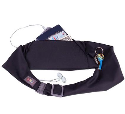 Large pocket belt, Black by BANDI wear