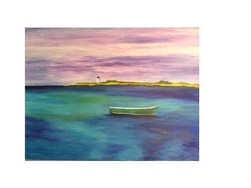 Long Point Light - Sold