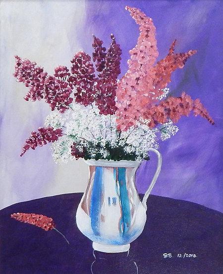 Wildflowers by Sobiha Botonjic