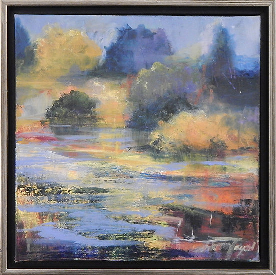 On Golden Pond by Donna Fayad