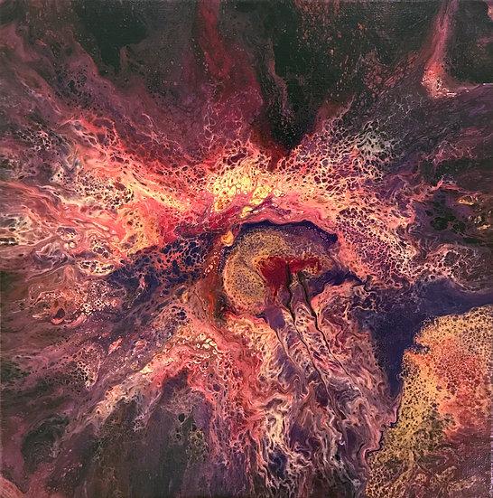 Nebula #2 by Jane Yates-SOLD